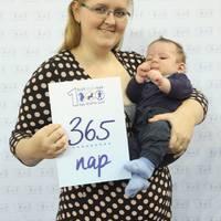 Első 1000 nap - Mit egyen a kisbaba?