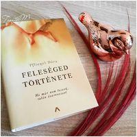 A napokban fejeztem be ezt a könyvet. Érdekes volt olvasni arról, hogy mik történhetnek egy házasságban. Hamarosan bővebben olvashattok róla a blogomon. @athenaeumkiado #pfliegeldora #feleségedtörténete