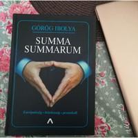 Görög Ibolya: Summa summarum - Könyvajánló
