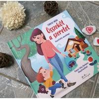 Farkas Nóra: Összeköt a szeretet - Könyvajánló
