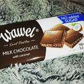 Teljesen rákattantam. A Pennyben 299 Ft. Nagyon finom és cukormentes. #cukormentes #csoki #kókuszos #édesség #finom #wawel #mutimiteszel #csoki #csokoládé #mutimitnasizol #food #instafood #instahun