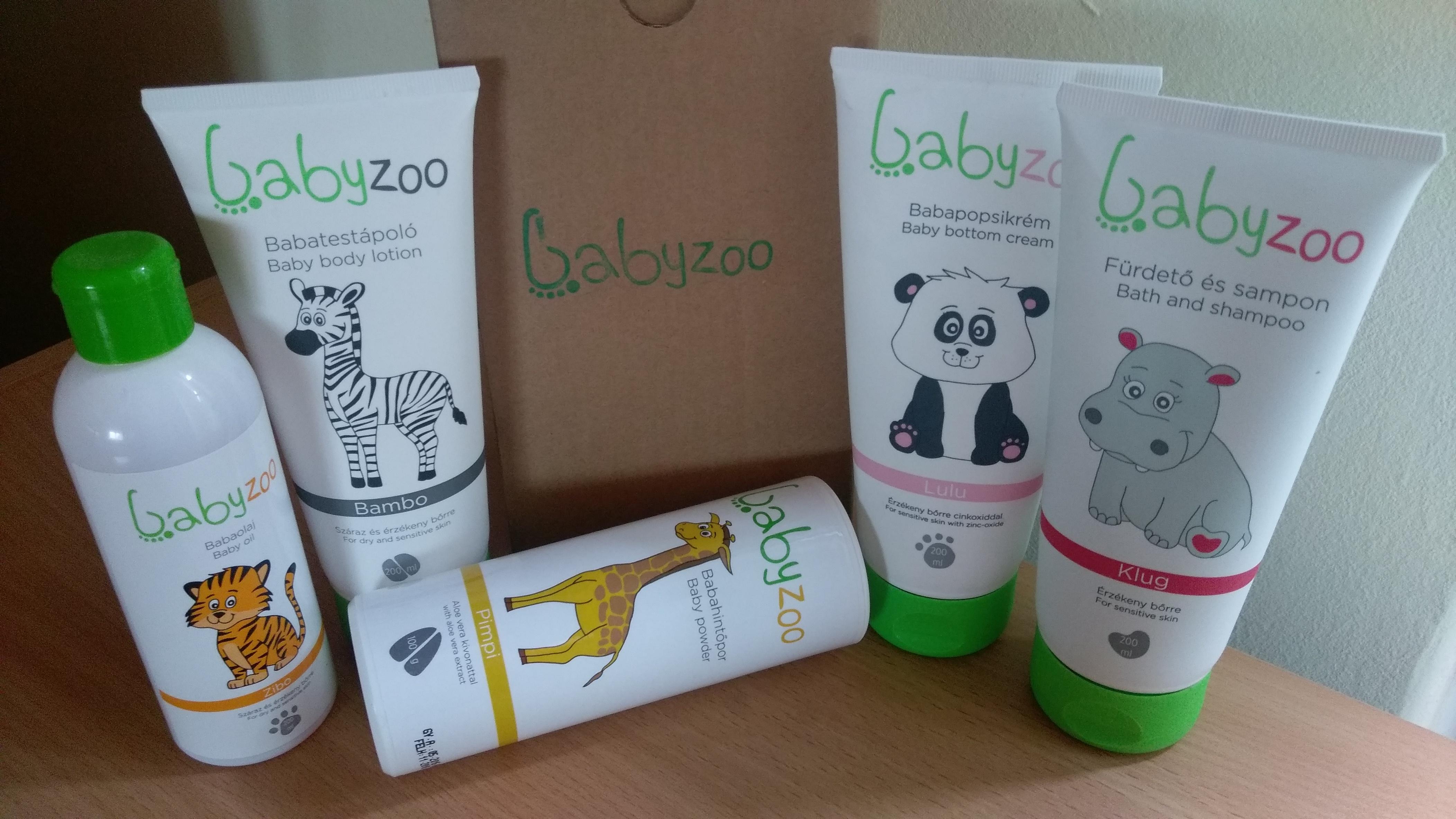 Babyzoo termékek