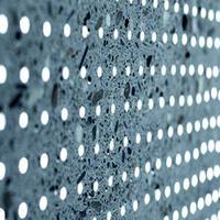 A beton, amelyben megjelenik a fény