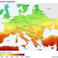 A magastetőkre szerelt napelemekről