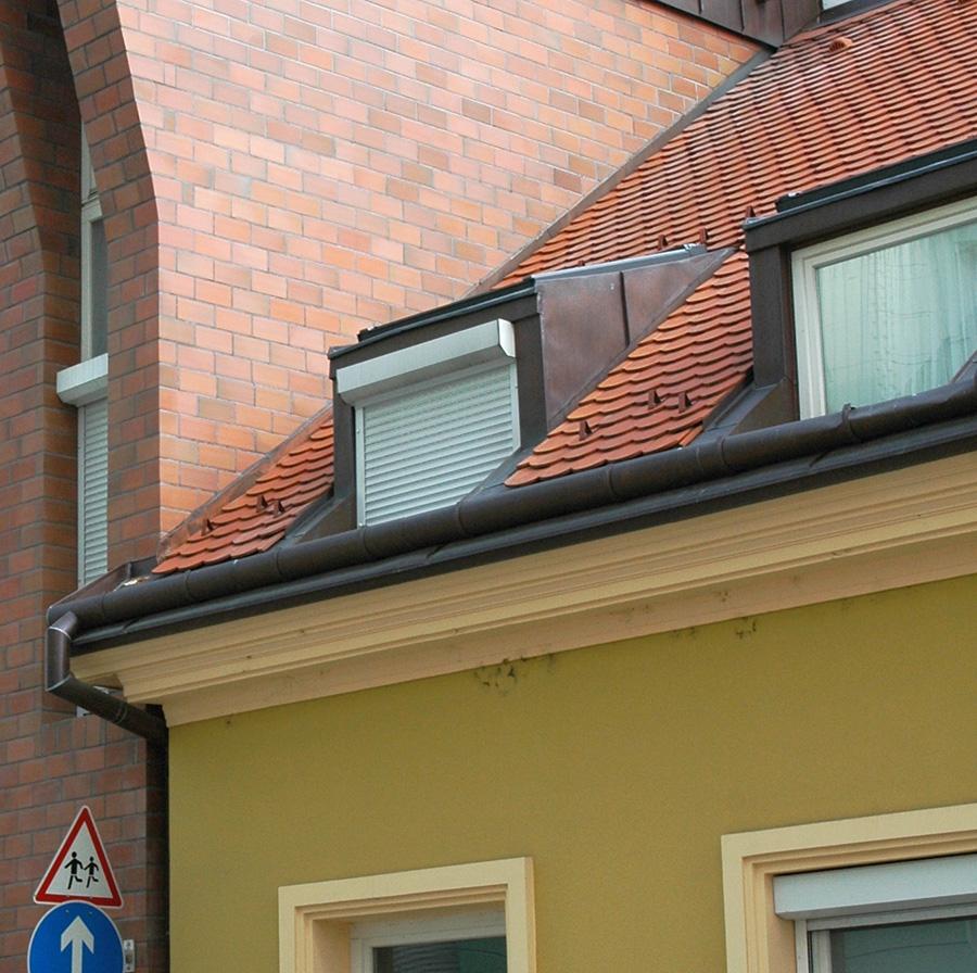 Tetőterek természetes megvilágítása