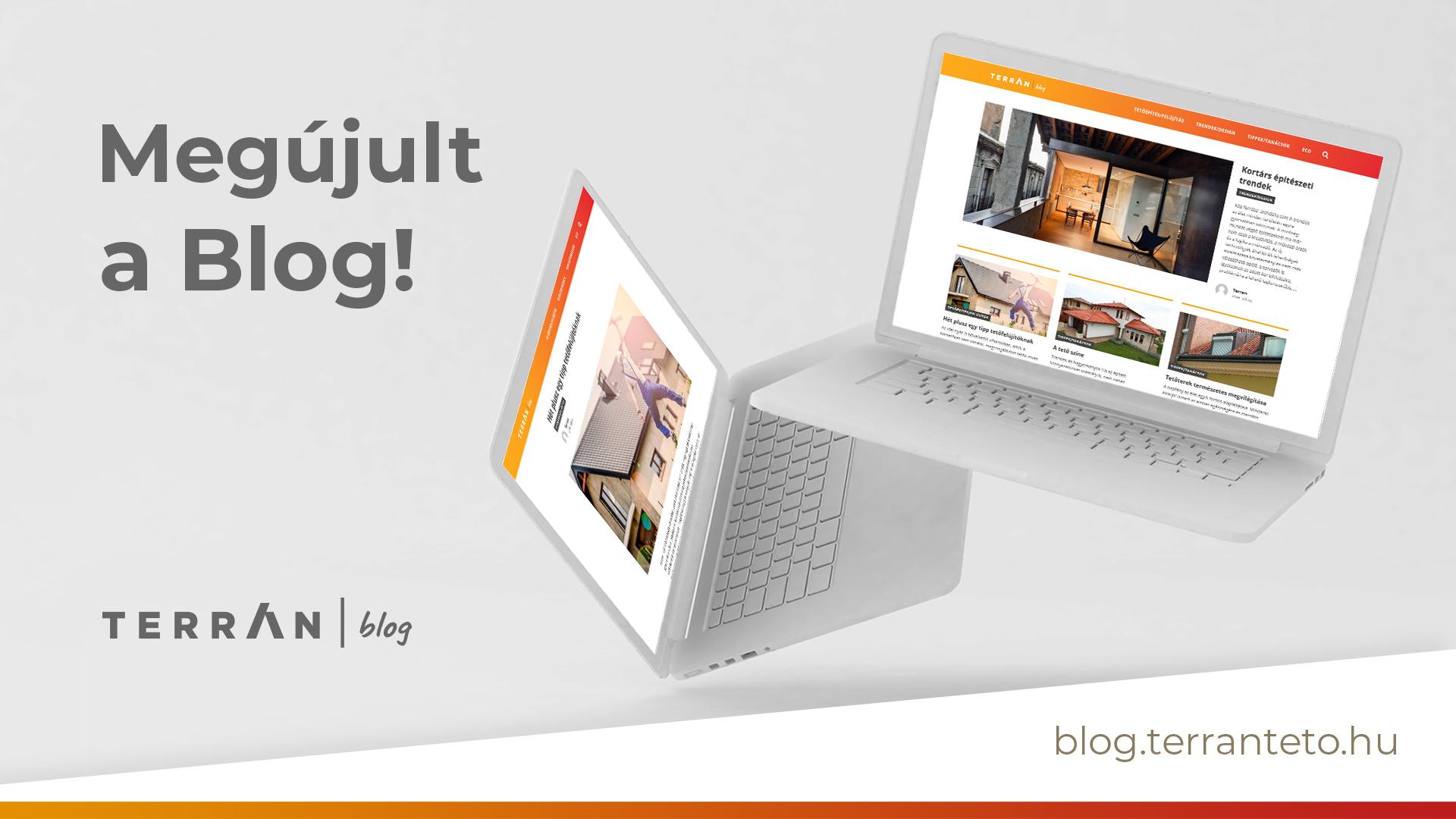 Szintet lépünk – blogunk új felületre költözik!