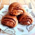 Fahéjas kürtőskalács-süti