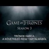 Trónok harca (Game of Thrones) 3. évad 4. rész - Előzetes (Feliratos)