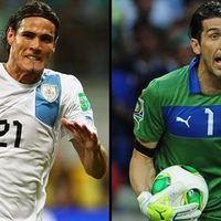 Uruguay-Olaszország ÉLŐ, Konföderációs Kupa 2013 bronzmérkőzés közvetítés