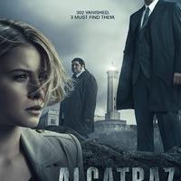 Poszteren az Alcatraz