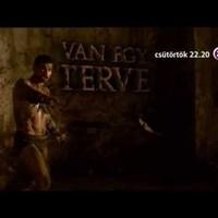 Új csatornán folytatódott a Spartacus: Vér és homok