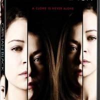DVD-n az Orphan Black