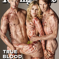 Rolling True Blood