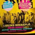 Ismét Skins-party Magyarországon