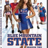 Blue Mountain State - A 2. évad borítása