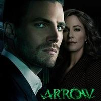 Poszteren a Zöld íjász (Arrow)