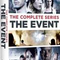 The Event - Az első és egyben utolsó évad borítása