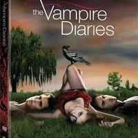 The Vampire Diaries: az 1. évad DVD borítója
