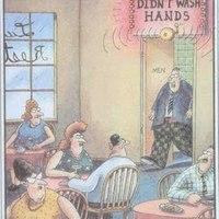 Tévhit #12: A jólszituált emberek kezet mosnak