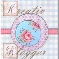 Kreatív Blogger Díj