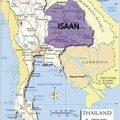 Mítoszok és tévhitek Thaiföldről:  Isaan, nincs itt sömmi?