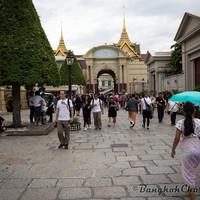 Újra nyitva a Királyi Palota Bangkokban