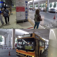 Új buszjáratok Don Muangról