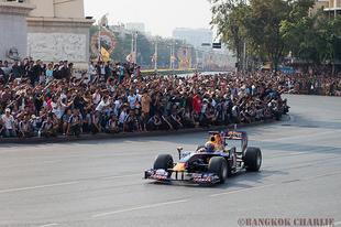 Megvan a bangkoki F1 pálya útvonala