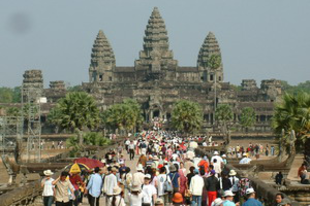 E-vízum Kambodzsába