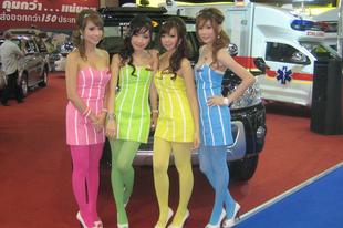 Bangkok Motorshow 2009