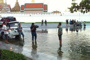 Valószínűleg nem kerül víz alá Bangkok teljes belvárosa