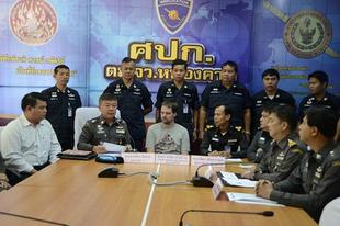 Thaiföldön fogták el a Pirate Bay alapítóját