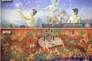Songkran botrány, meztelen lányokkal!