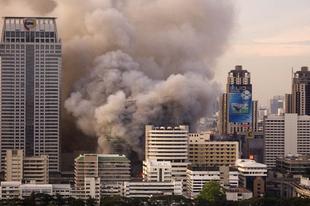 Kijárási tilalom Thaiföld harmadán