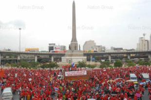 Bangkok ismét blokád alatt