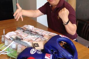 Thai bokszdráma az aranyért