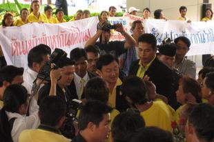 Bangkok Charlie találkozik a miniszterelnökkel