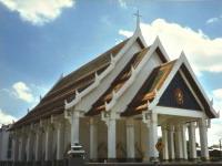 Szent Megváltó temploma Bangkokban.