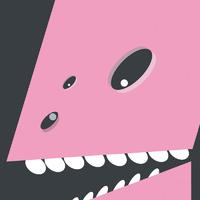 Rózsaszín kutyadaimón