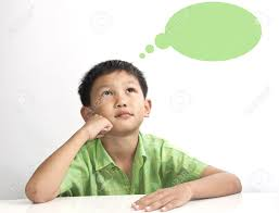Image result for boy thinking pictures