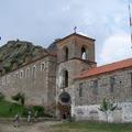 Macedónia, Albánia, Montenegró - Két hét a Balkánon: 1.nap Budapest - Prilep - Treskavec kolostor -  Prilep - Misleševo