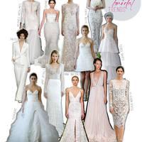 Esküvői ruha trend 2016!