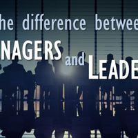 Leader vs menedzser
