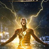 Új The Flash a Villám poszter