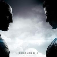 Batman v Superman Comic Con előzetes és poszter