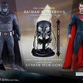 Batman v Superman Hot Toys figurák