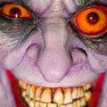 A rémisztően lenyűgöző Joker szobor