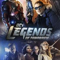 DC's Legends of Tomorrow bemutató + poszter!!!