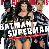 Végre együtt Batman, Superman és Wonder Woman
