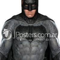 Batfleck teljes valójában!
